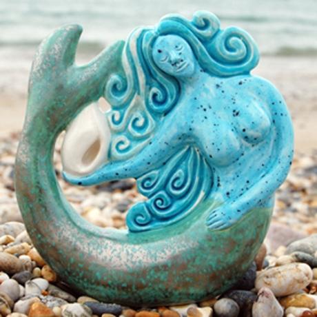 RAKU - Japanska keramička tehnika - Page 2 Marazion-mermaid_3_st